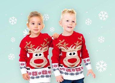 Kersttruien voor kinderen