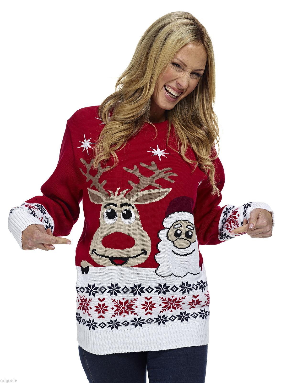 Kersttrui Lang Dames.Kersttrui Voor Dames Koop Hier Je Kersttrui Of Een Leuke Tuniek